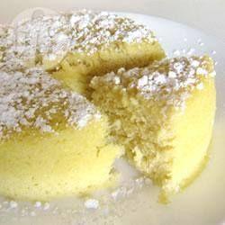 Gâteau chinois cuit à la vapeur @ allrecipes.fr