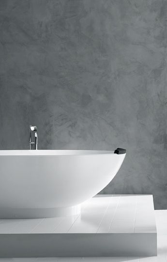 Victoria and Albert | Napoli tub, Love the Wall