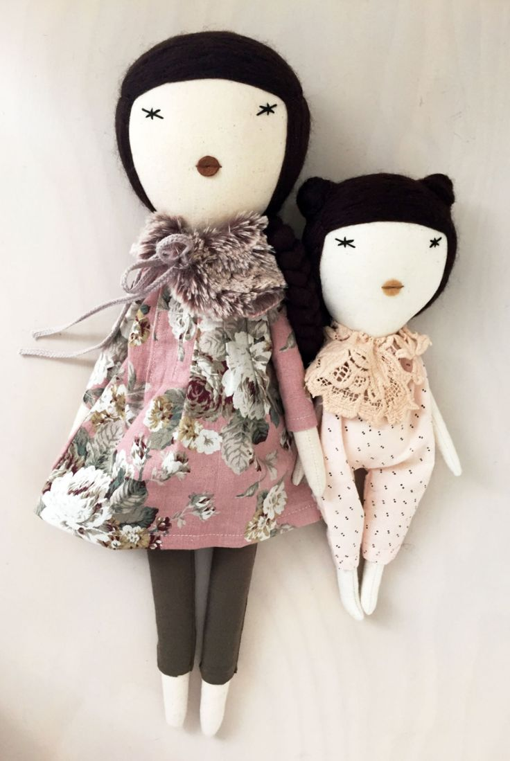 Do-it-yourself dolls - learn to make motanka