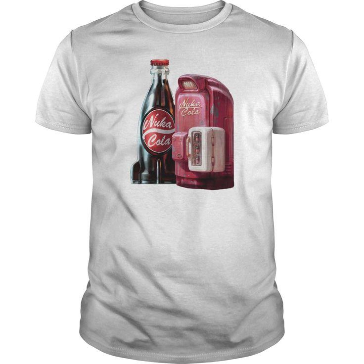 (Tshirt Sale) Nuka Cola Refreshment Facebook TShirt 2016 Hoodies, Tee Shirts