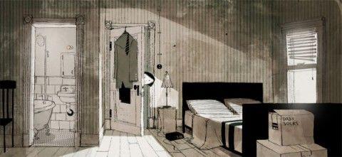 How Jon Klassen Leapt from Animation to Children's Books | Cartoon Brew