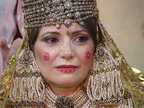 le mariage berbere au patrimoine de l'humanite (Video)