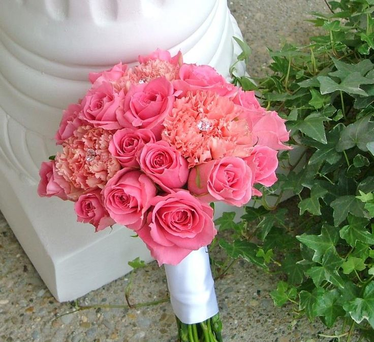 carnation bouquet wedding 17 best images about bridal bouquets with carnations on 2459