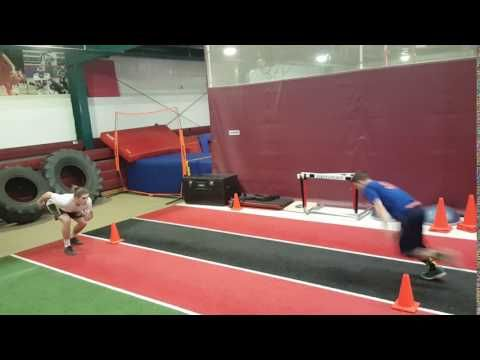 Tristan and Matt, two of our TP2 athletes, just ending a session with a little competition.  It's great to have Tristan back after his shoulder surgery!   #Parisi #Speed #School at #HealthQuest in #Flemington #NJ Speed and #Strength #Training for #Sports  #athlete #competition #baseball #basketball #lacrosse #football #soccer #track #volleyball #wrestling #swimming #recruit #hunterdon #raritan #bridgewater #mercer #princeton