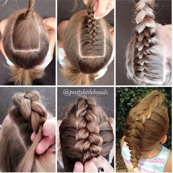 braided mohawk hairstyle 13