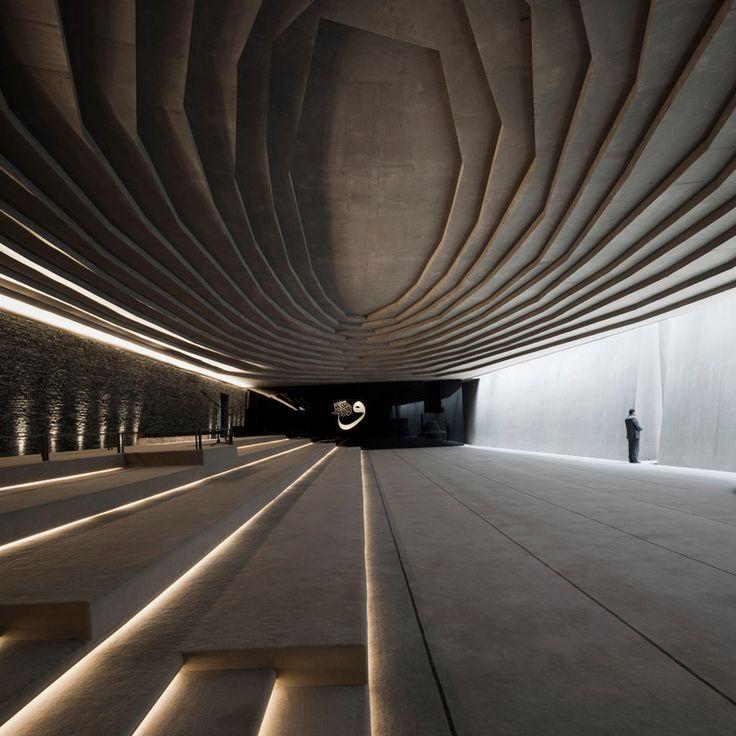 emre arolat architects sancaklar mosque istanbul turkey designboom