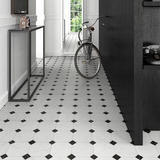 1000 ideas about tile floor kitchen on pinterest for Bathroom ideas 5x12