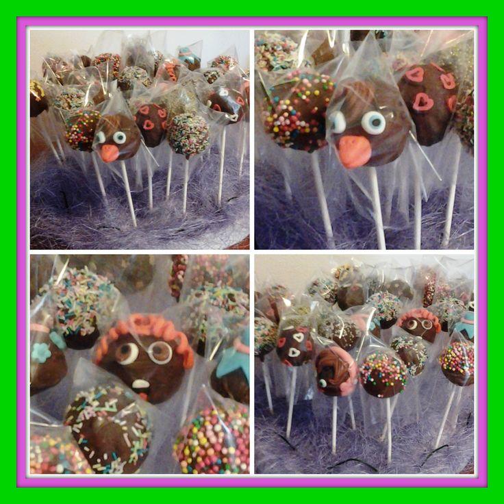 #cakepops per la scuola