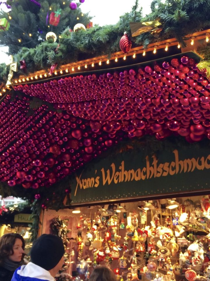 Basel, Switzerland Christmas Market