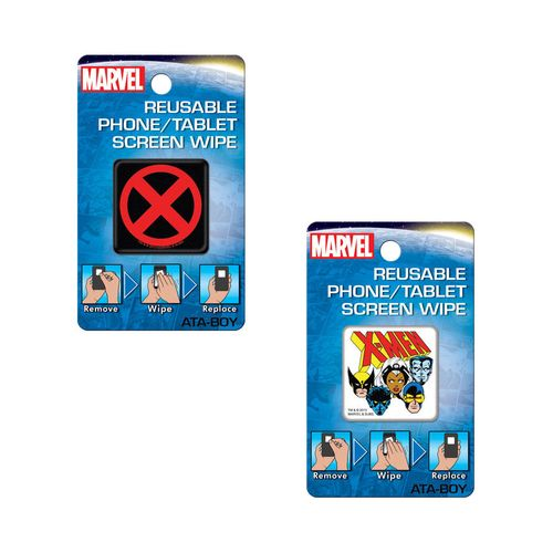 X-Men Reusable Phone/Tablet Screen Wipes