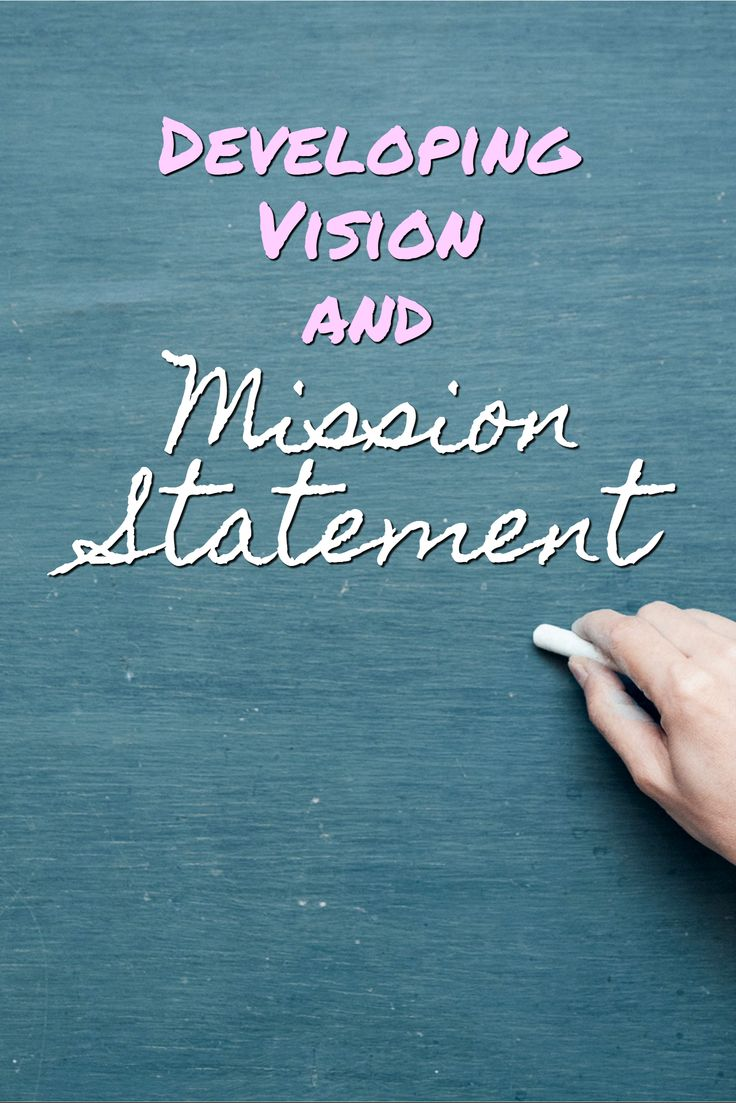 How to Write a Mission Statement for Nonprofits Writing