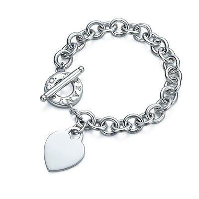 Tiffany And Co Bracelet 5 Circles Silver 023