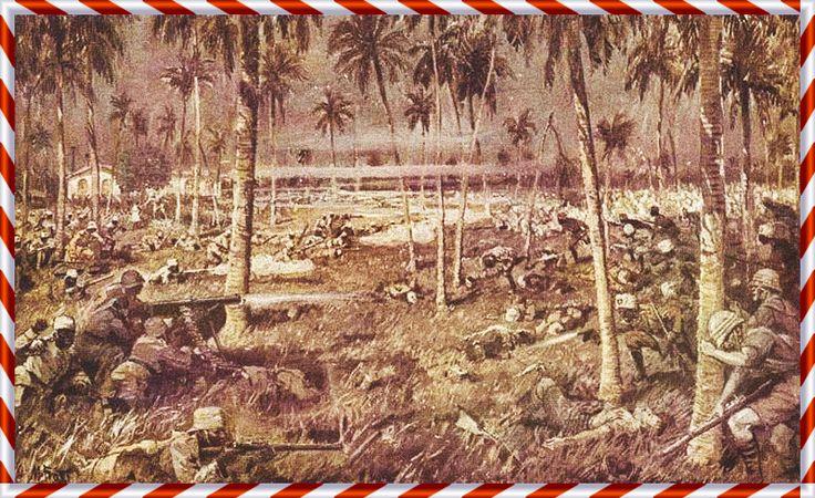 Det första slaget i Östafrika blev en klar tysk seger. Förlusterna på tyska sidan rapporterades till 69 döda & 81 skadade, medan omkring 1300 britter & indier hamnade på förlustlistan. von Lettow-Vorbecks askaris kunde plocka på sig enorma mängder vapen & ammunition som britterna lämnat efter sig och stridsmoralen fick sig en rejäl skjuts uppåt. Afrikanerna hade visat att de kunde besegra de brittiska samväldesstyrkorna, senare skulle de även göra det utan flygstöd från upprörda mördarbin.