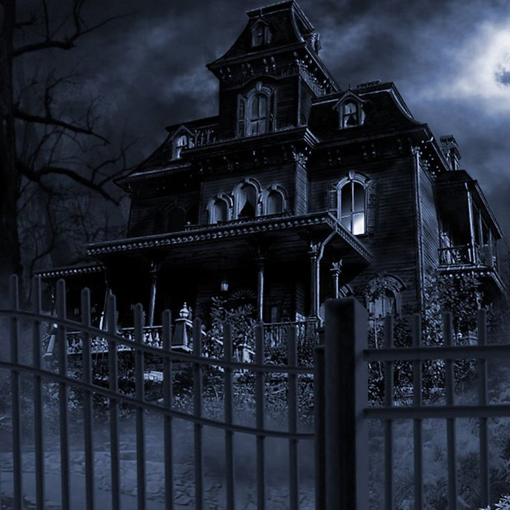 Haunted mansion old victorian haunted houses pinterest for Pinterest haunted house