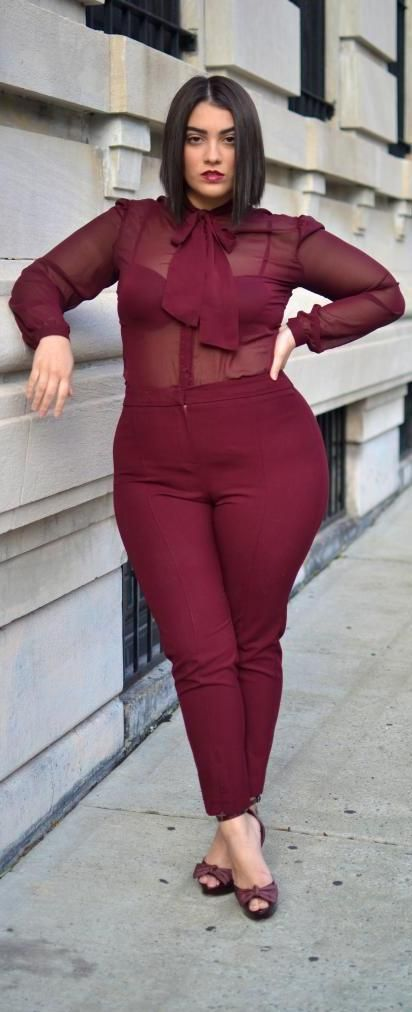 Plus-Size fashion - sweet picture