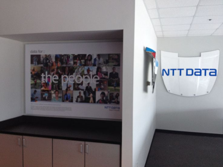 Pace GFX NTT Data Hospitality Suite Company Branding - Pace GFX