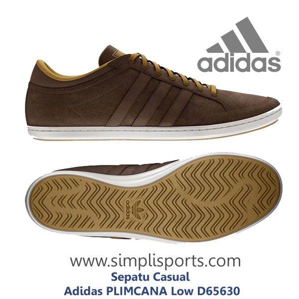 Sepatu Sneakers Casual Adidas ORIGINAL PLIMCANA Low D65630 www.simplisports.com