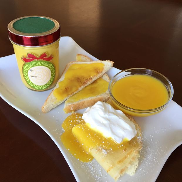 Picture of Hawaiian Lilikoi Butter - The ultimate butter you never had.