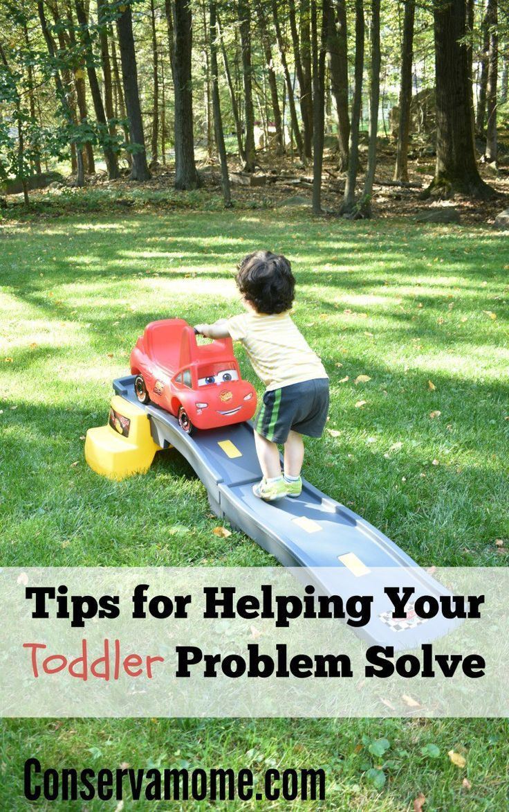 Teaching toddlers life lessons can be hard, but not impossible. Check out some easy Tips for helping your Toddler to problem solve. Check out a review of the Step2 Cars 3 Roller Coaster as well!