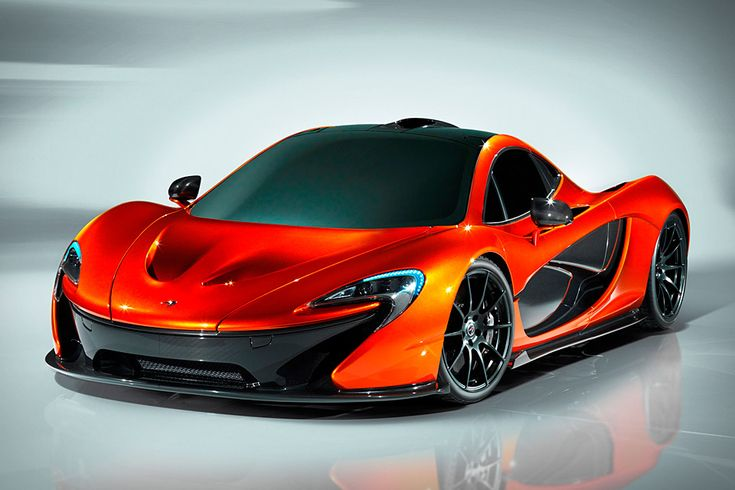 Cannot imagine how they'll make the Mclaren more awesome but they're going to try...