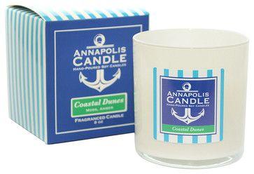 Coastal Dunes Jar Candle beach-style-candles