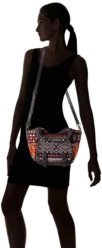 SAC MINI ROTTERDAM PIA The always chic fashion Cappadocia with Bicycle news ! Dimensions: 37 21 13 cm. A pretty colorful tapestry with golden metal pellets, mini beads and small mirrors. 2 mini front zipper pockets on the rounded bellows decorated with a zip deco edge Deco tabs at the bottom. | eBay!
