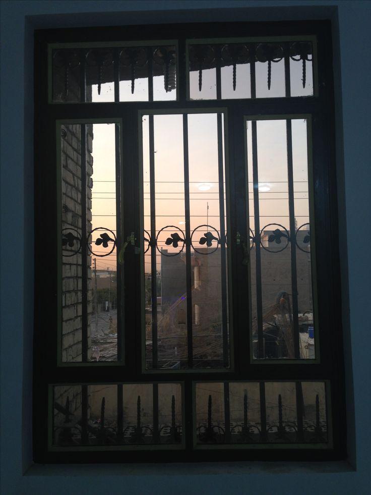 Sunset in Saydiah