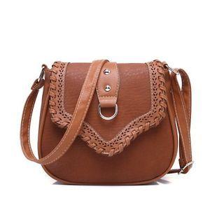 Tasche Folklore Handtasche Clutch Braun Hippie Geflechtet  | eBay