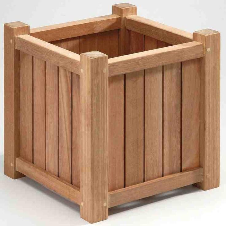 #Lentekribbels? Koop een leuke hard #houten #plantenbak kijk op www.houtxl.nl