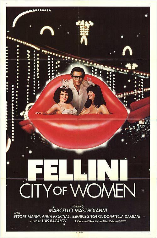 City of Women by Federico Fellini.