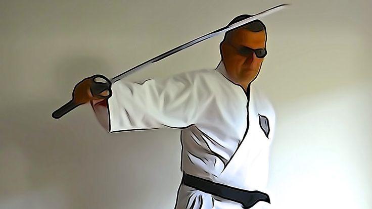 Очищение и коррекция ауры человека японским целительным мечом