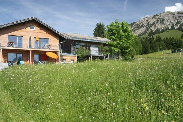 Ferienwohnungen Nachbaur - Urlaub in Oberjoch