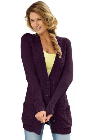 7b9e7ffd4b062 Sweater Cardigan, Cable Sweater, Cardigan Sweaters For Women, Sweater  Coats, Long Sleeve