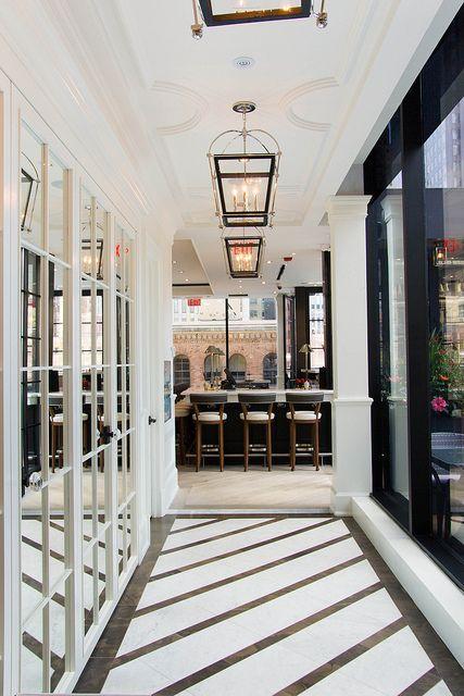 The Chase | Toronto #laurenmaximovich #interiordesign #restaurant