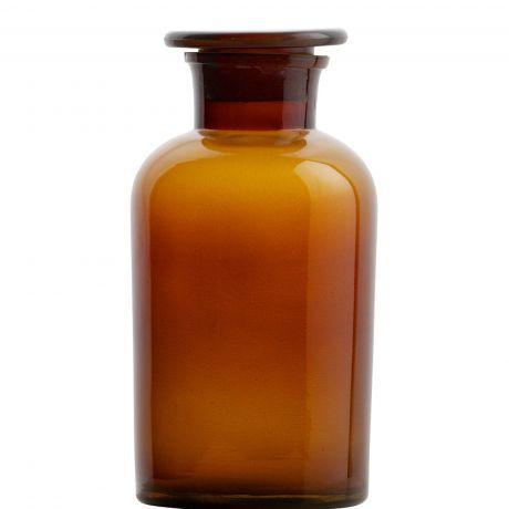 BePureHome Pharmacy Flasche 2l, braunes Glas