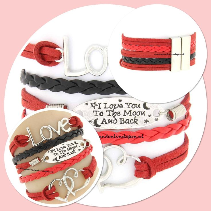 """Joehoe ! Nieuw binnen gekergen ! ♡ Love is in the air ♡ Shop de leukste Valentijns cadeautjes in onze webshop !  10 % extra korting op alle liefdesarmbandjes ! Gebruik de kortingscode """"liefde2015""""  www.armbandonlinekopen.nl"""