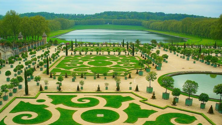 Most Beautiful Gardens in the World, Gardens of Versailles, France ...
