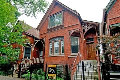 SOLD!! 2235 West Homer Street Chicago, Il 60647 - Chicago Real Estate | Chicago Homes for Sale by Baird & Warner