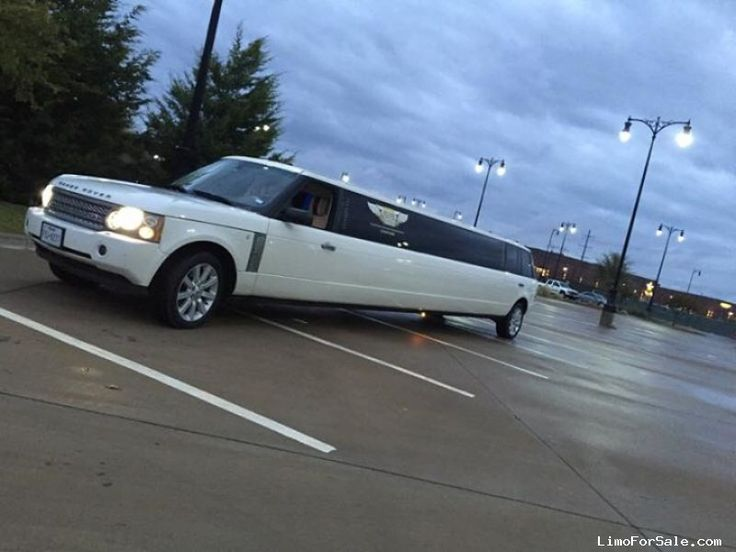 Used 2008 Land Rover Range Rover SUV Stretch Limo EC Customs - Lancaster, Texas - $39,900
