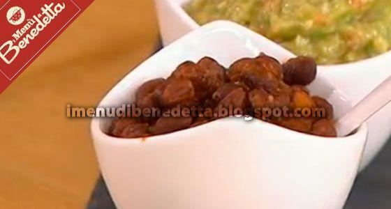 Fagioli Messicani (salsa) | la ricetta di Benedetta Parodi