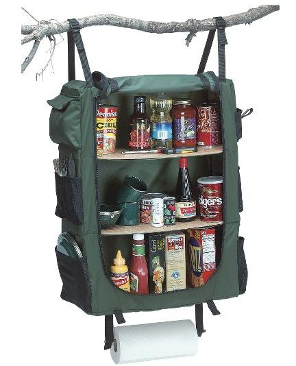 Hanging Camp Pantry
