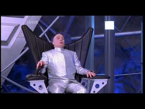 Dr Evil - frickin rotating chair