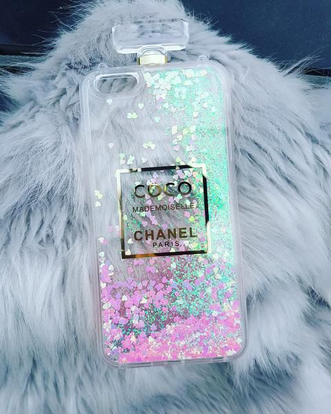 Shop our liquid glitter quicksand perfume bottle iPhone case. Made from TPU our Chanel Perfume Bottle glitter quicksand IPhone 6 phone case is both protective and stylish.