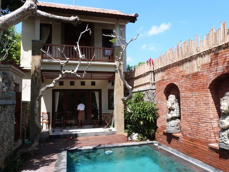 Nuhkuniyng Ubud Bali. New pool villa for rent with 2 bedrooms  and garage for car. For rent month or year. emilesvv@hotmail.com.