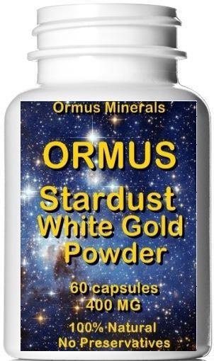 Ormus White Powder Gold Ocean Nectar Marine Phytoplankton Magnesium oil Sale!! $100