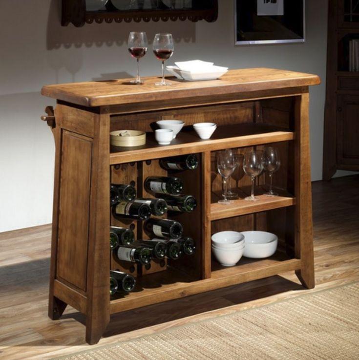 Las 25 mejores ideas sobre barra bar en pinterest barra for Vendo bar de madera