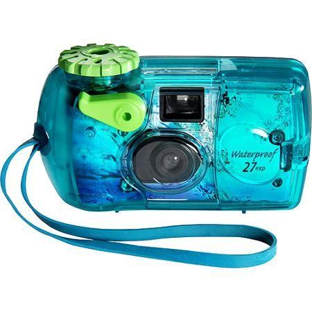 Fujifilm Quick Snap Waterproof Disposable Camera with 27 Exposures