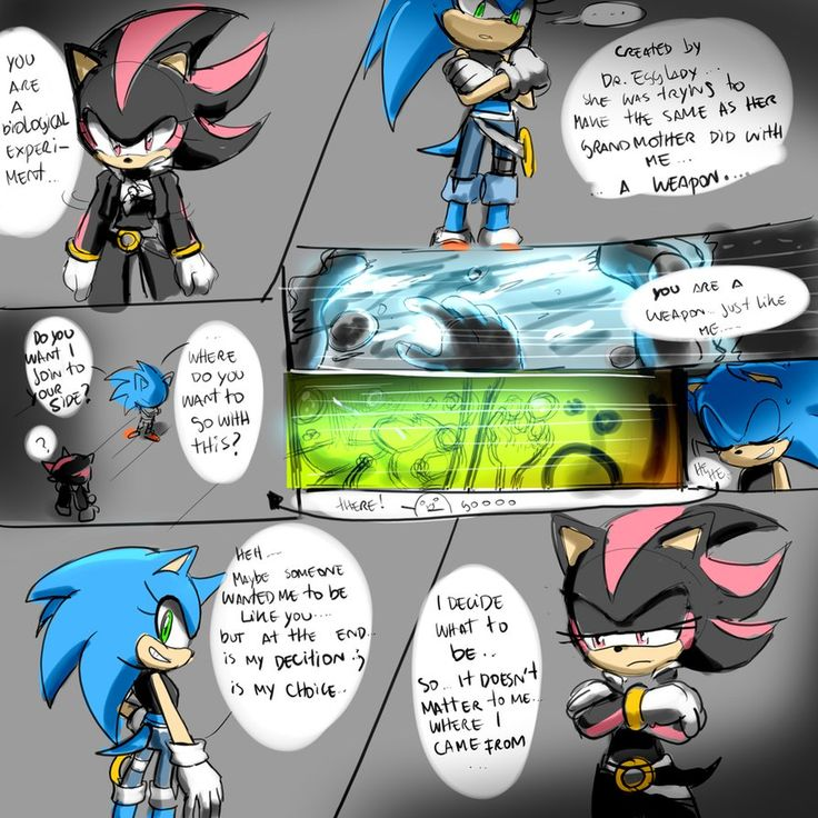 your Dreams of an absolution.... while hearing some Sonic music themes.. specially shadow's one.. well.. i just came up with this... pheee!!! i'm tired! but well... Shadow is kinda pink... to not m...