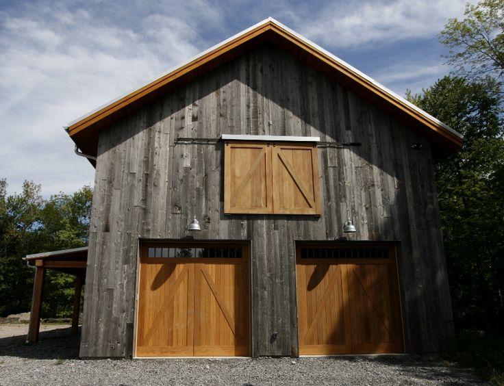 1000+ Ideas About Barn Garage On Pinterest