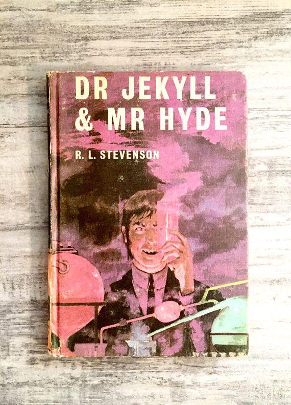 Dr Jekyll and Mr Hyde 1974 R.L. Stevenson Gothic Novella